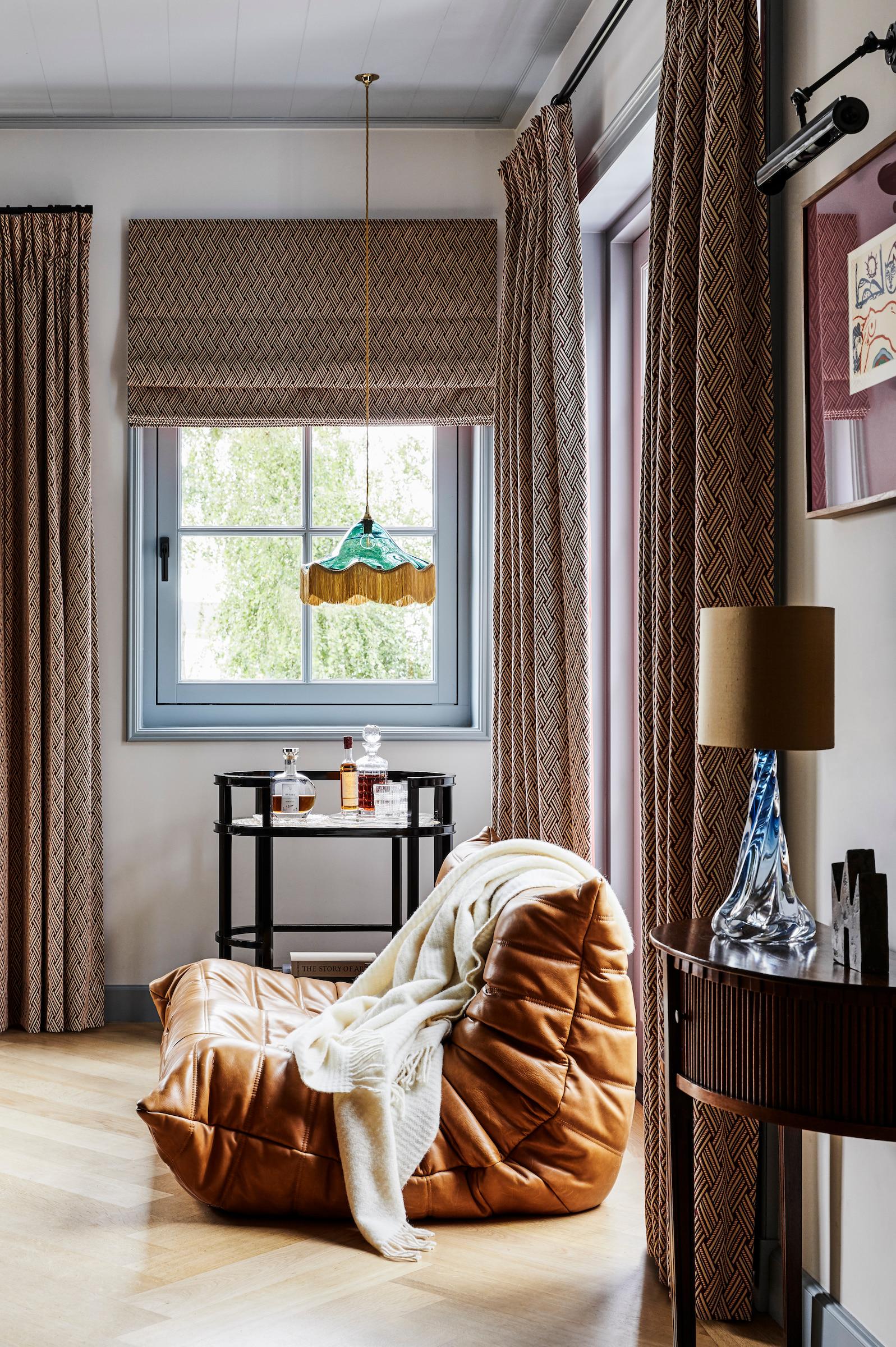 Luxury apartment interior design by Buro Kif